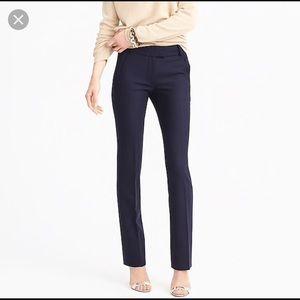 Jcrew Campbell trousers in bi-stretch wool